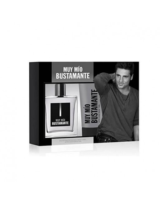 MUY MIO EDT 100 ML+AFTER SHAVE BALM.75 ML