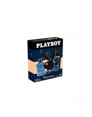 PLAYBOY KING EDT 60 ML+GEL 250ML