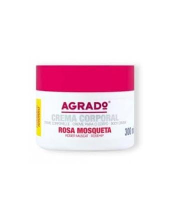 AGRADO CREMA CORPORAL NUTRITIVA 300 ML