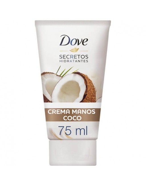 DOVE CREMA MANOS COCO 75 ML