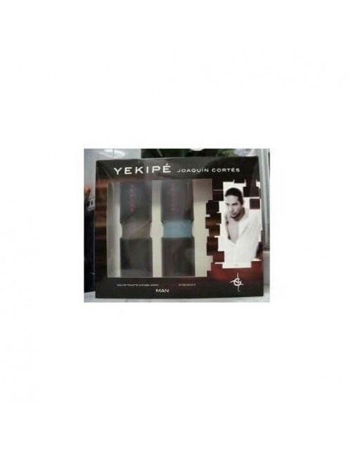YEKIPE MAN EDT 100 ML+AFTER SHAVE BALM+GEL