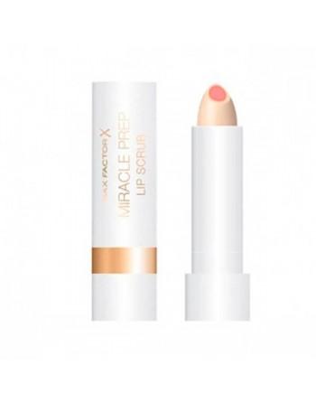 Max Factor prep miracle lip scub hidratante