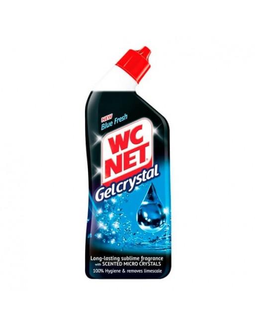 WC NET LEJIA GEL CRISTAL AZUL 750 ML