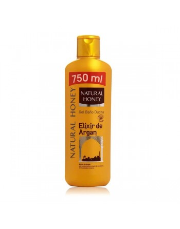 Natural Honey gel elixir argan