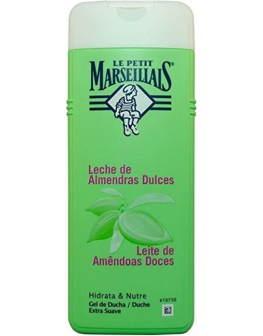 LE PETIT MARSEILLAIS GEL ALMENDRAS DULCES 400 ML
