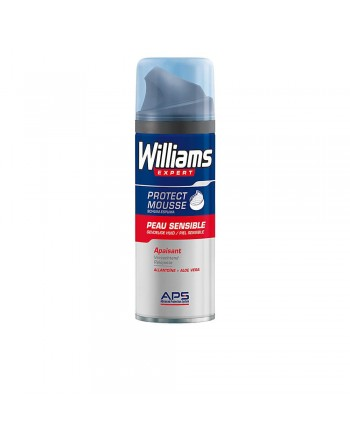 WILLIAMS ESPUMA AFEITAR PIEL SENSIBLE 200 ML