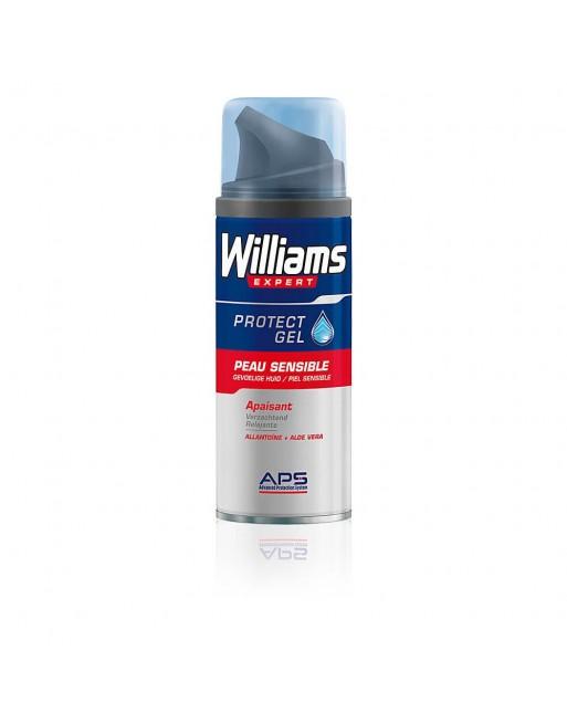 WILLIAMS GEL AFEITAR PIEL SENSIBLE 200 ML